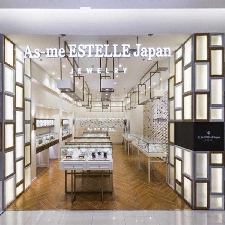 Modern creative jewelry display rack with custom service