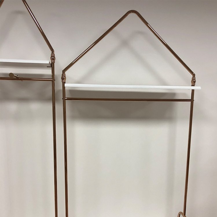 Wholesale attractive clothes hanger stand