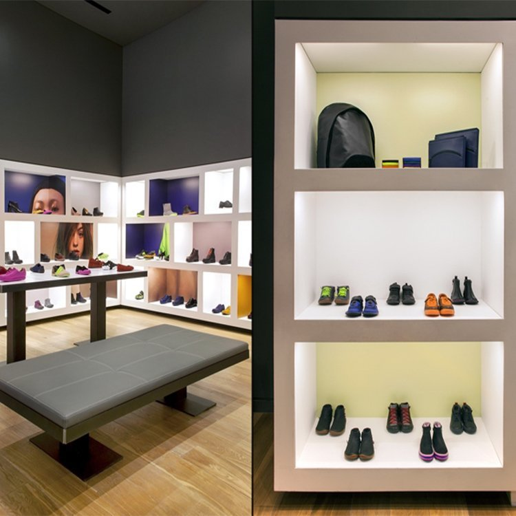 Customized shoe storage cabinet for shoes sale