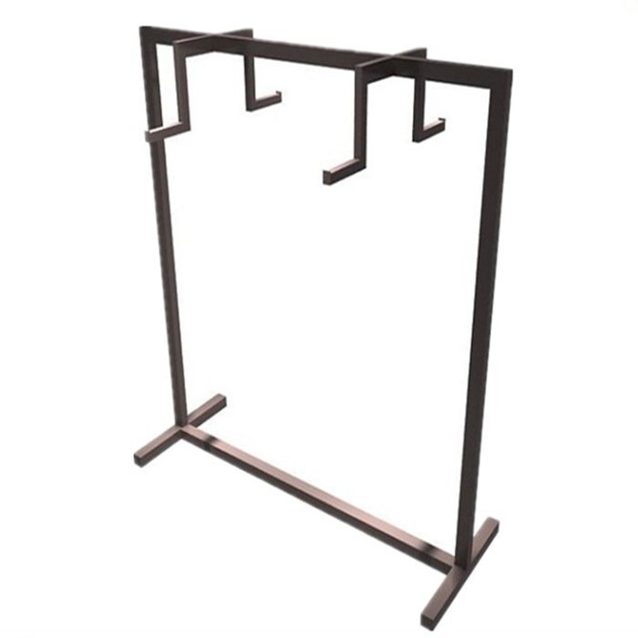 Simple style high end clothing rack for sale
