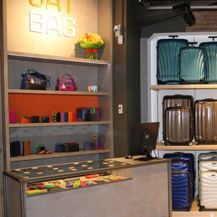 Factory customized useful store fixture for bag display