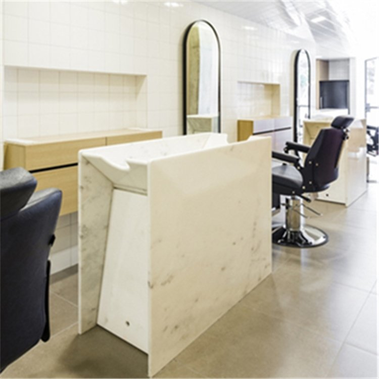 Professional customized barber shop furniture for salon shop decoration