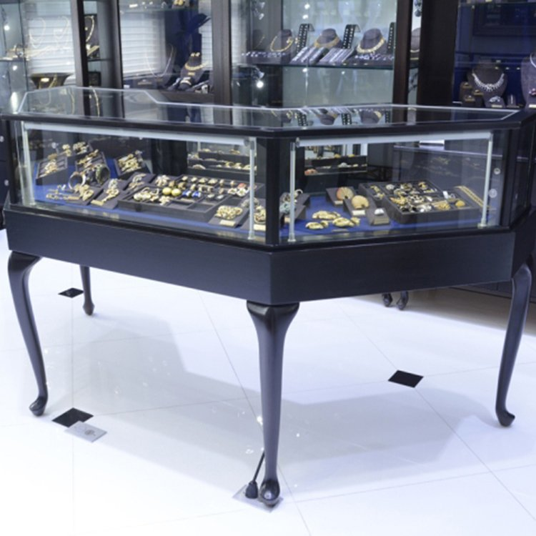 Professional customized high end jewelry display stand