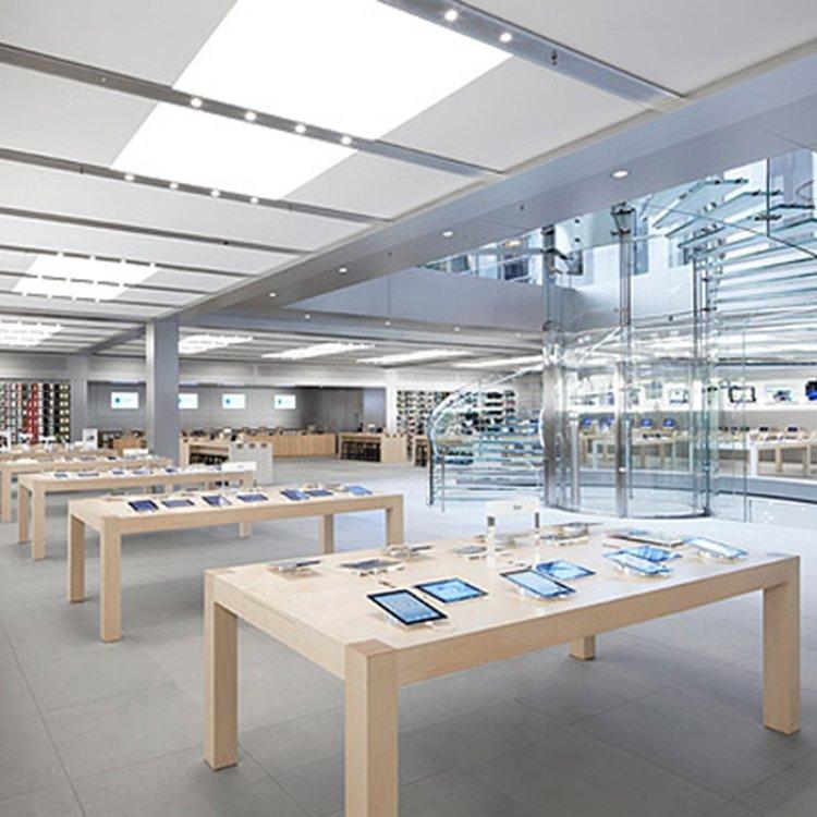 Modern popular computer mobile phone shop counter design