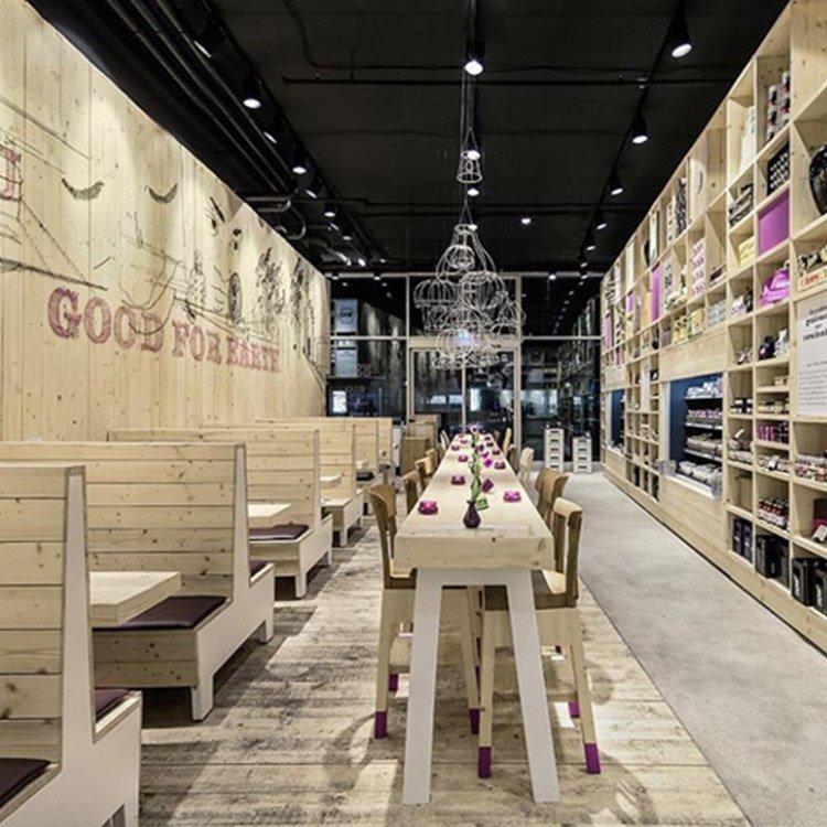 Modern attractive furniture for beverage Leisure shop
