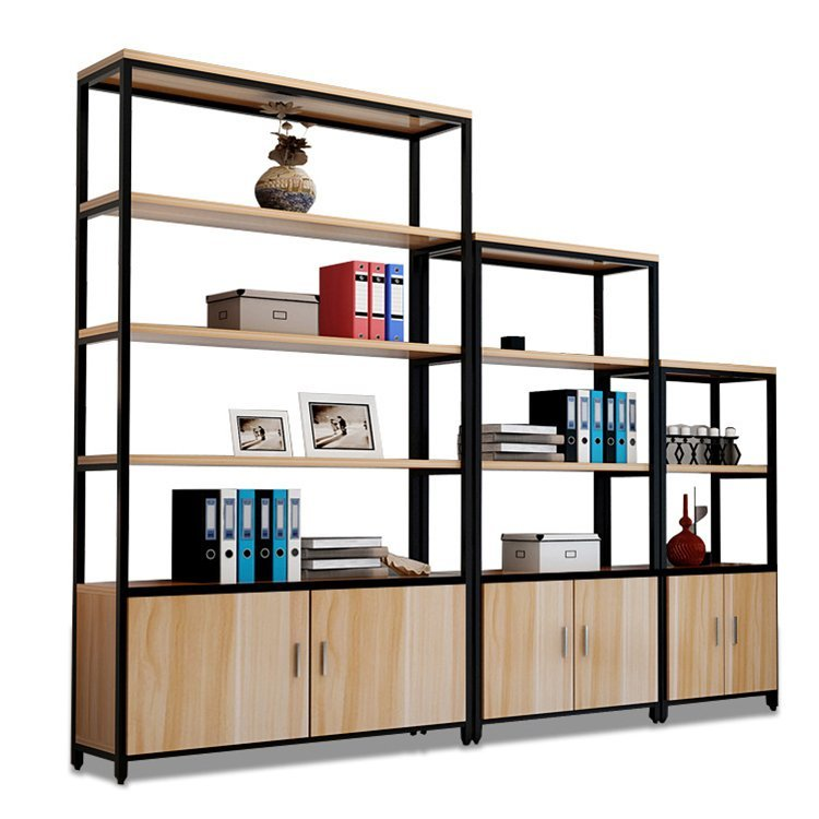Customized high capacity storage shelf for stationery garniture