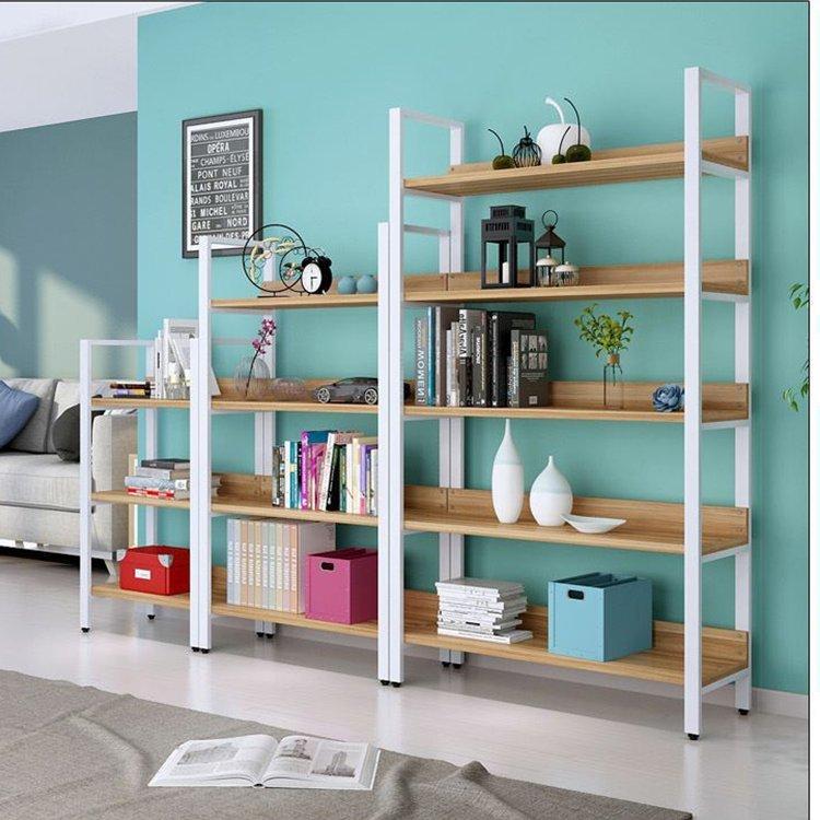 Customized high capacity storage shelf for stationery garniture